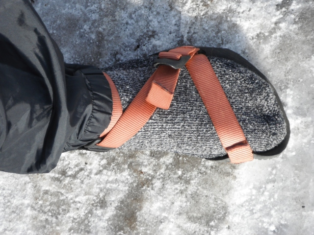 Great Minimal Sandals for Winter running